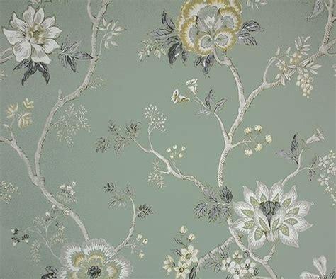 indienne wallpaper  wide width floral wallpaper based