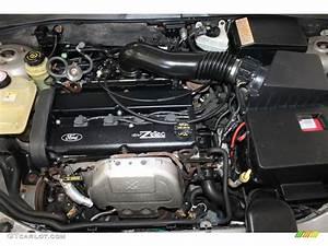 2003 Ford Focus Zts Sedan 2 0l Dohc 16v Zetec 4 Cylinder
