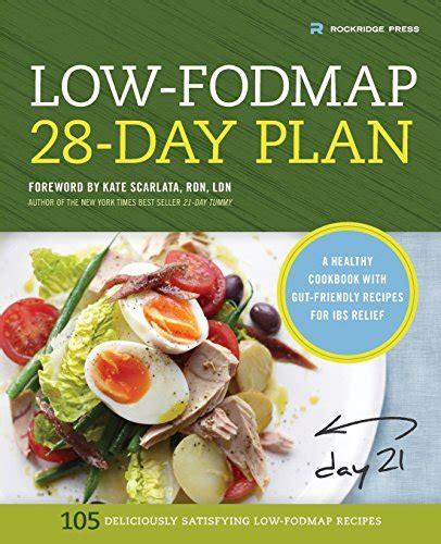 fodmap  day plan  healthy cookbook  gut