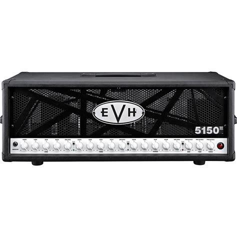 b5150 black evh 5150 iii hd black topteil e gitarre
