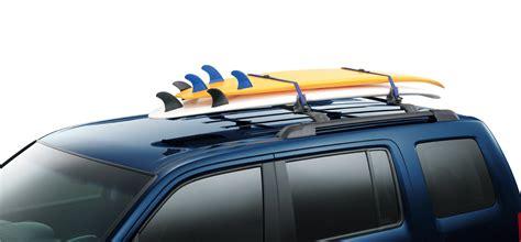 surfboard attachment roof rack pilot