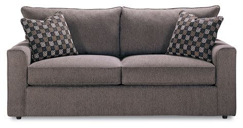 Size Sofa Sleeper by Rowe Pesci A309q 000 Contemporary Style Size Sofa