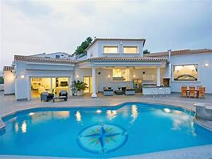location villa piscine moraira 8 personnes With villa costa brava location avec piscine