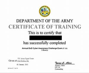 Computer course completion certificate format template certificate of appreciation da form 7013 choice image yelopaper Gallery