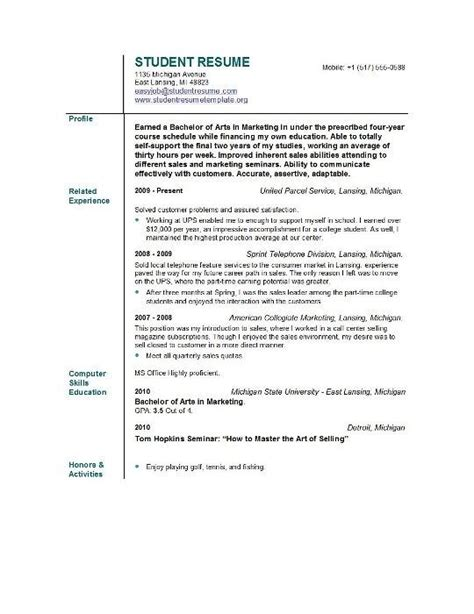 How To Write A Resume Exles by Exle Of An Objective For A Resume Exles Of Resumes