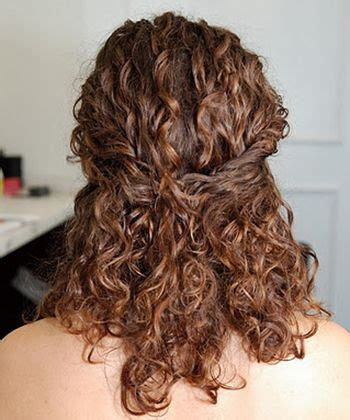 8 professional hairstyles for curly hair curly girl