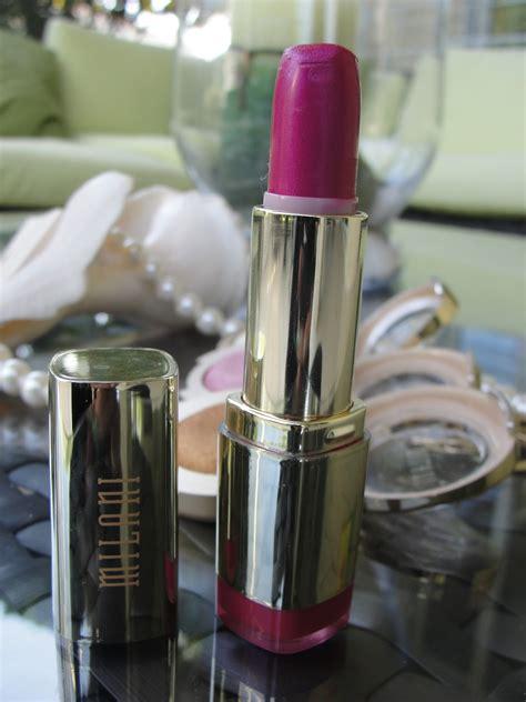 milani raspberry rush lipstick makeup