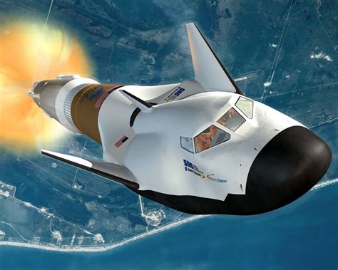 Dream Chaser - Ruimtevaart - Astroforum.be