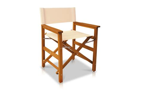 fauteuil pliable teck deauville vlaemynck