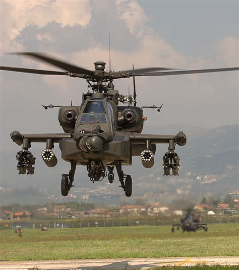 Netherlands Moves Forward With Their Ah-64d Apache Upgrade