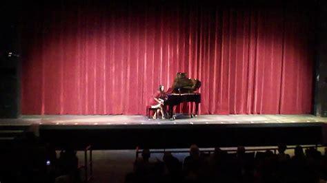 Scpa's Piano Recital --