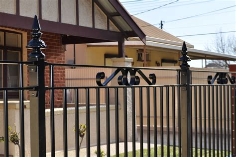 front gates and fences high quality balustrades and fencing adelaide