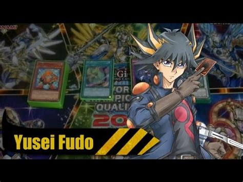 Yusei Fudo Deck Profile by Yusei Fudo Deck