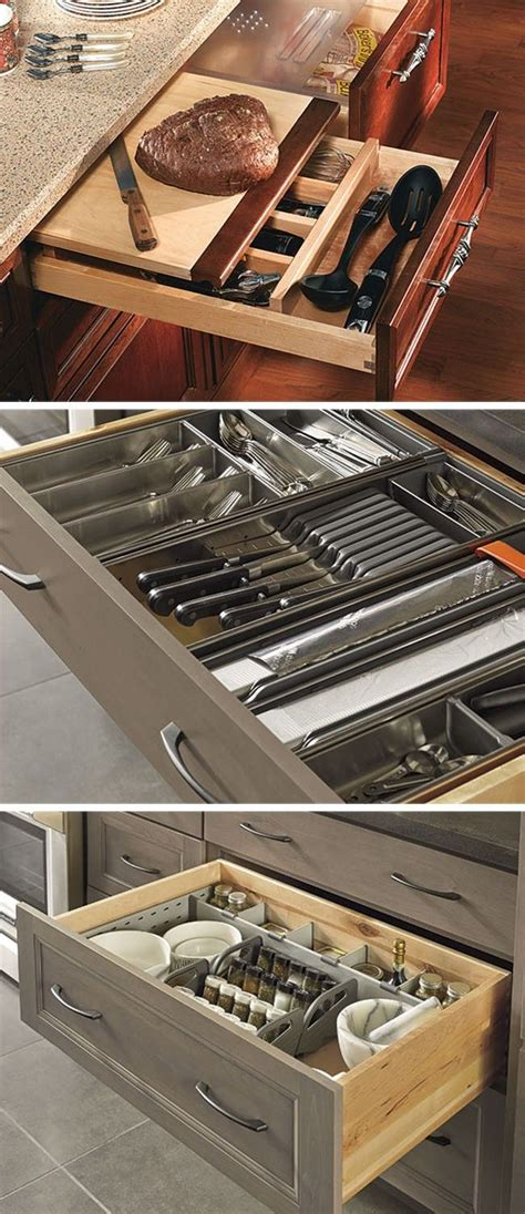 containers for kitchen cabinets 238 best images about kitchen organized drawers on 5683