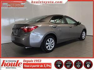Used Toyota Corolla 2015 for sale in Montreal, Quebec 8264677 Auto123