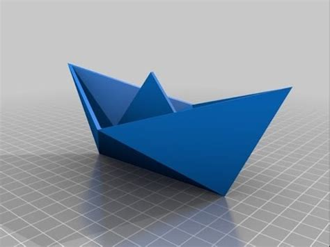 How To Make A Paper Boat Easy Youtube by How To Make A Paper Boat Origami Easy Tutorial Youtube