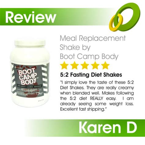Boot Camp Body Diet Shake
