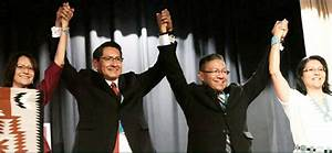 Nez, Navajo Nation Council to take oath of office Jan. 15 ...
