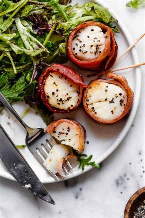 fryer scallops air bacon wrapped skinnytaste recipes appetizer easy appetizers recipe healthy holidays gina weeknight any two thekitchn health meals