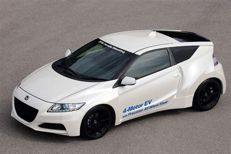 honda plans  electric sports car auto express