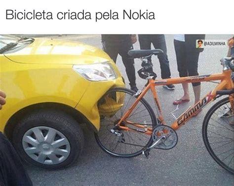 bicicleta da nokia imagens engracadas  whatsapp