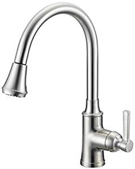 Where Are Luxart Faucets Made by Luxart Adele Pulldown Kitchen Faucet