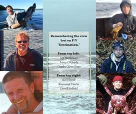 deadliest catch mourn the loss of friends aboard the f v destination outdoors360