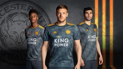 Leicester City adidas Away Kit 2018-19 - Todo Sobre Camisetas