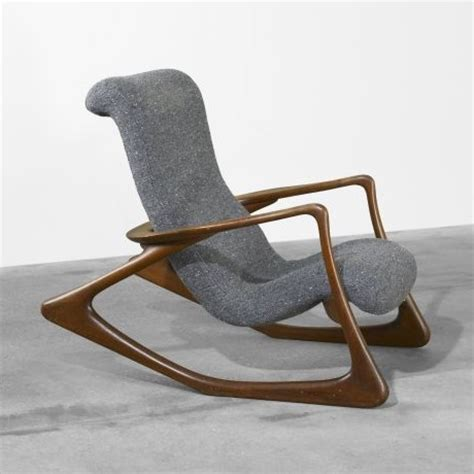 trick contour rocking chair by vladimir kagan types