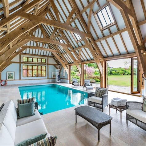 swimming pools balconies  sitting rooms