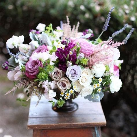 lavender bouquets flower arrangements images