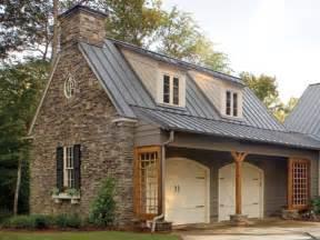 cabin plans with garage house plans by kousa creek garage