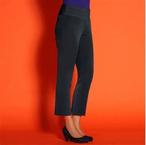 gainant pour bassin large le pantalon grande taille femme de blancheporte fr prend en compte