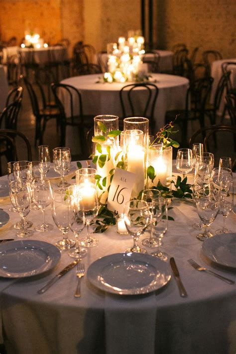 This Candlelit Reception Will Stop You Dead in Your Tracks