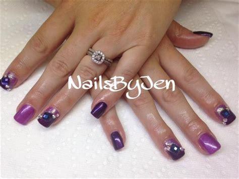 day  glittery goodness nail art nails magazine