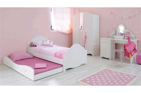 chambre a coucher pour magnifique chambre de fillette trendymobilier com