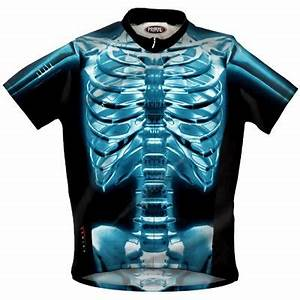 Primal Wear Men's X Ray Original Short Sleeve Cycling