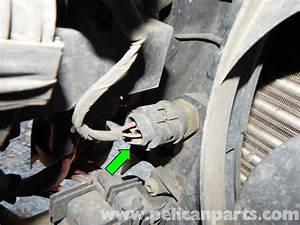Volkswagen Jetta Mk4 Radiator Fan Switch Replacement