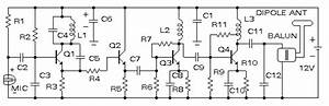 F Type Pcb Balun Circuit Diagram