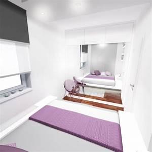 Zařízení malé ložnice