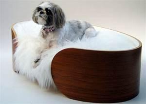 Panier Chien Design : panier bois design chien ~ Teatrodelosmanantiales.com Idées de Décoration