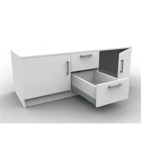 meuble sous bureau meuble de rangement sur mesure
