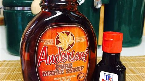 substitute for maple syrup substitute honey for maple syrup