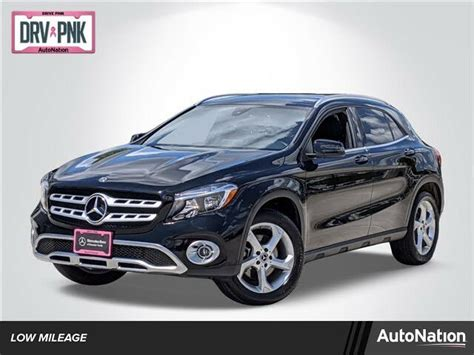 See its design, performance and technology features, as well as my mercedes me id. 2019 Mercedes-Benz GLA-Class GLA 250 4MATIC AWD for Sale in College Station, TX - CarGurus