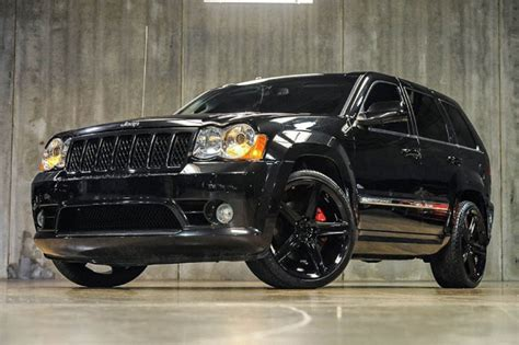 jeep grand cherokee srt  suv site