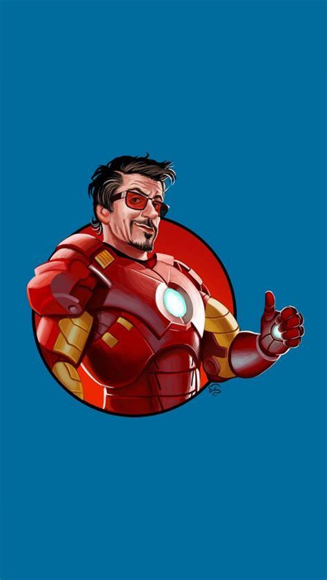 Animated Iron Man Wallpaper  Wallpaper Images