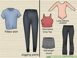 How to Dress for a Jazz Dance Class 9 Steps (with Pictures)