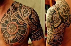 Maorie Tattoo Oberarm : suchergebnisse f r 39 schulter maori 39 tattoos tattoo lass deine tattoos bewerten ~ Frokenaadalensverden.com Haus und Dekorationen
