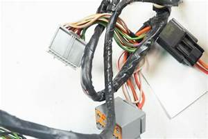 Sliding Door Wire Wiring Harness Rear Right Side Dodge