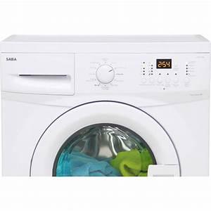 Comparatif Lave Linge Hublot : test saba conforama lfs7124 lave linge ufc que choisir ~ Melissatoandfro.com Idées de Décoration